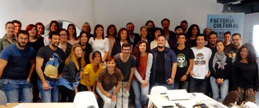 ElConservatorio.es en Factoría Cultural Región de Murcia